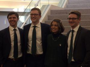 FMI Scholars Team Photo
