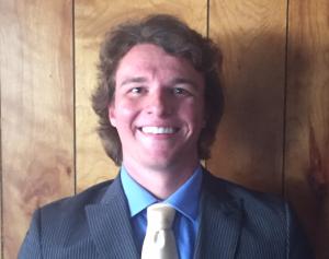 Devan Dunneback, Supply Chain Management student.