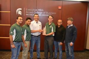 Bowersox Graduate Challenge Winners