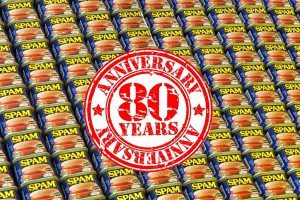 Spam celebrates its 80 years anniversary