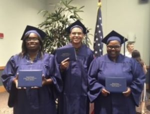 Dominican Literacy Center graduates