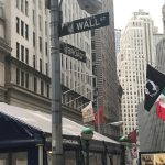 Wall Street, street sign