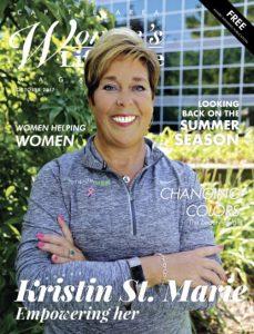Kristin St. Marie Empowering Her