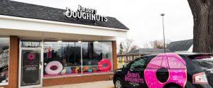 Daddy's Doughnuts in Utica, Michigan. Photo courtesy Daddy's Doughnuts.