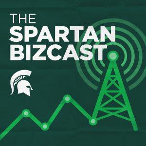 Spartan BizCast logo