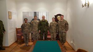 Estonian chief of defense