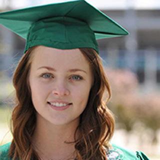 MSMR student Abbie Balmer