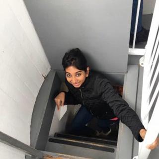 MSMR student Mithila Vidyanath