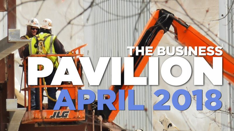 Pavilion update header