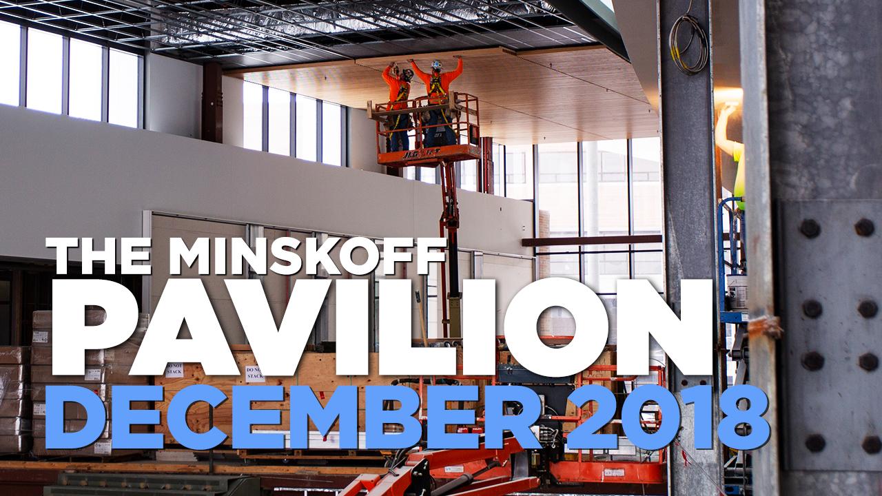 Pavilion December 2018