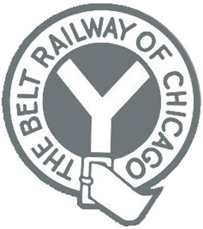 The Belt Railway of Chicago logo