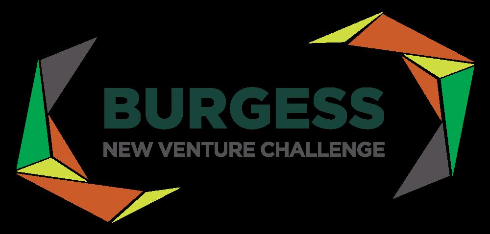 Burgess New Venture Challenge logo