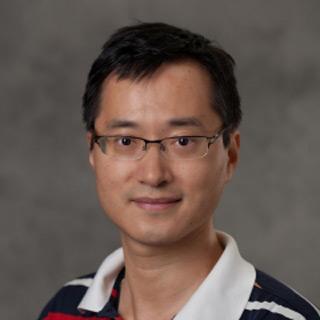 Hao Jiang headshot