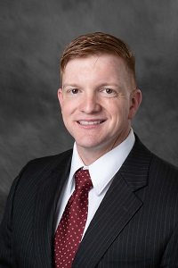 Travis Johnson Headshot Class of 2020