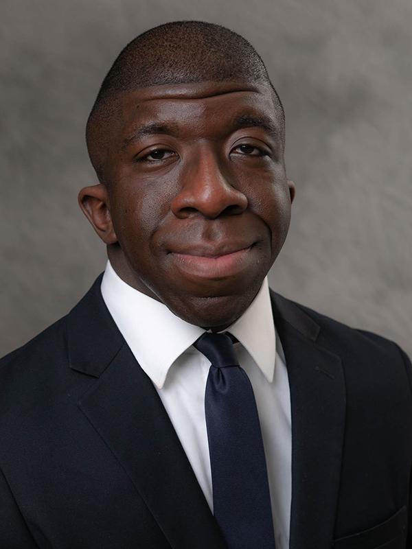 Samuel Adedokun headshot