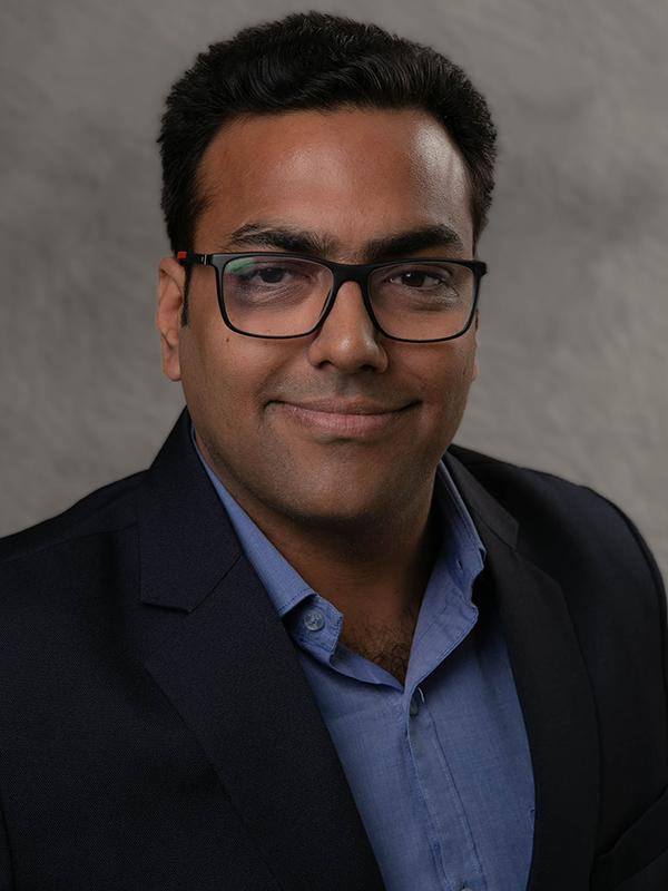 Vishal Agarwal headshot