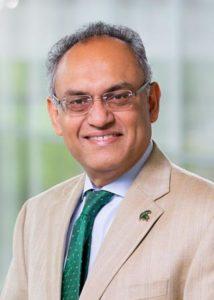 Dean Sanjay Gupta headshot