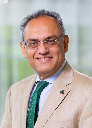 Dean Sanjay Gupta