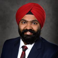 Headshot of MBA student Deepal Chhabra