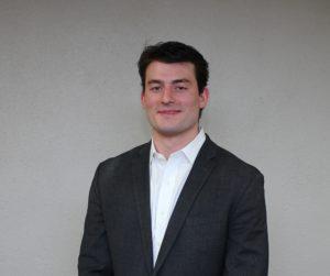 A professional headshot of Broad College finance senior Jack Vaglia.