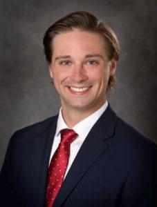 Professional headshot of MD/MBA dual-degree student Michael Sahara