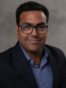 Professional headshot of M.S. Business Analytics student Vishal Agarwal