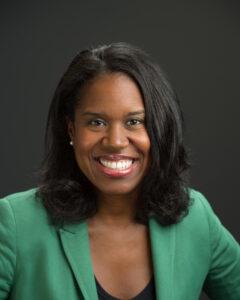 A professional headshot of MSU John A. Hannah Distinguished Professor Quinetta Roberson.