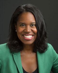 A professional headshot of MSU John A. Hannah Distinguished Professor Quinetta Roberson