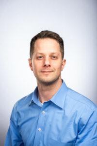 Professional headshot of Dan Kogan, LLamasoft senior program manager, learning experience