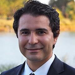 Headshot of Nuri Ersahin, assistant professor of finance