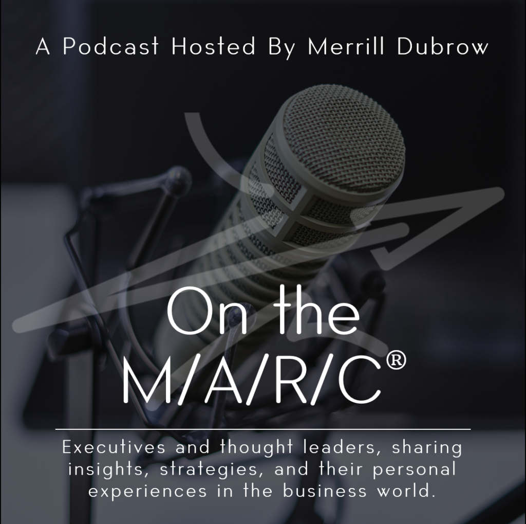 MARC podcast logo