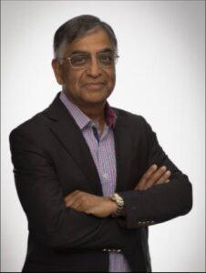 Raj Gupta, chairman of Aptiv PLC and Avantor Inc.