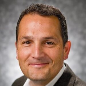 Headshot of MSU alumnus Craig Stevenson.