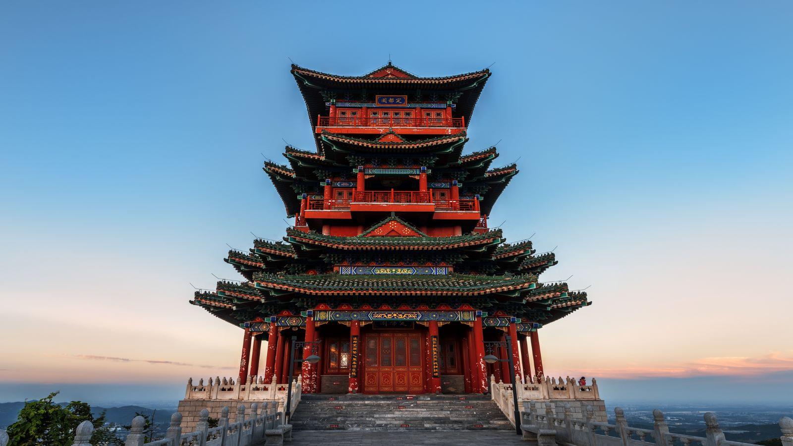 The capital club in Mentougou Jingxi town of Tanzhe Temple