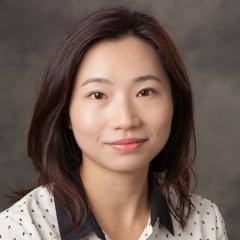 Headshot of associate professor Lu Zhang