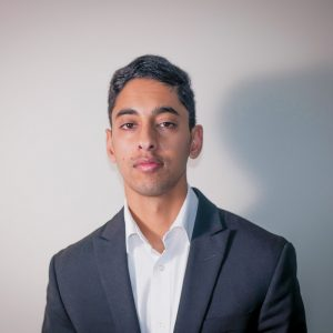 Headshot of Rahul Malewar, Full-Time MBA student