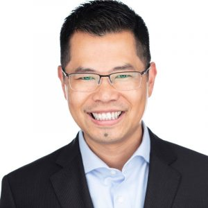 Headshot of Wailun Chan (B.A. Finance '98), chief financial officer at Grafana Labs