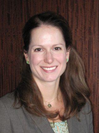 Headshot of Shelley Hulgrave