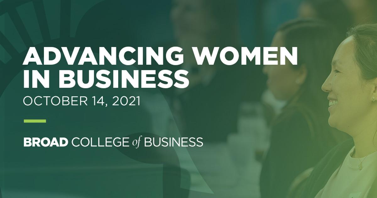 Advancing Women in Business